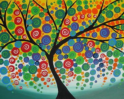 Twilight Joy Art Print