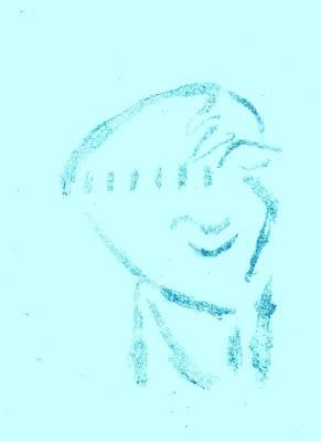 Basic Drawing - Twilight Last Gleaming by John Deeter