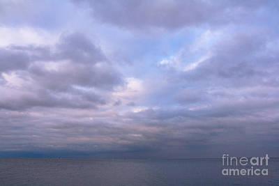 Markermeer Photograph - Twilight On Markermeer Lake by Amy Bynum
