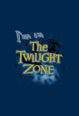 Sterling Digital Art - Twilight Zone - I'm In The Twilight Zone by Brand A