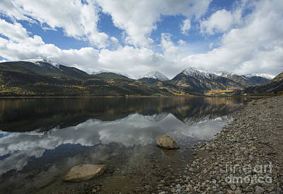 Photograph - Twin Lakes by Idaho Scenic Images Linda Lantzy