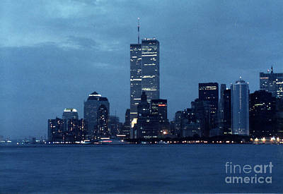 Photograph - Twin Towers by George DeLisle
