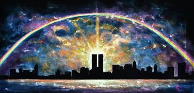 Twin Towers Live Again Original