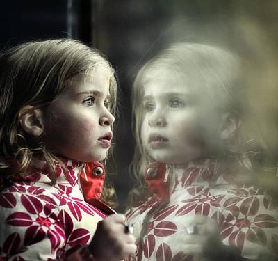 Twins Art Print by Michel Verhoef