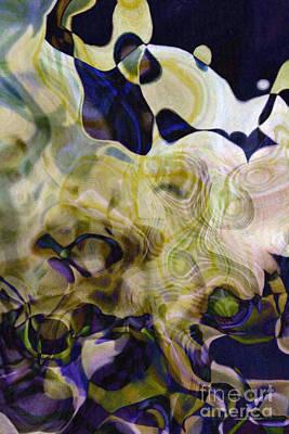 Twist-leaf Art Print by Susan Schroeder