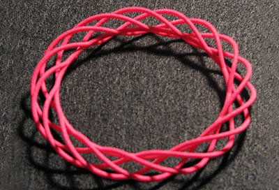Jewelry - Twisted Bangle A01 by Robert Krawczyk