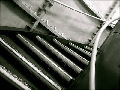 Architecture Photograph - Twisted by Jon Berry OsoPorto