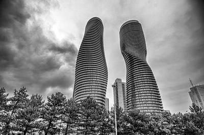 Photograph - Twisted Sisters 0920 by Guy Whiteley