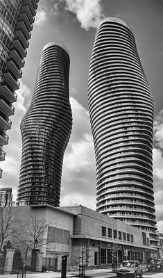 Photograph - Twisted Sisters 1318 by Guy Whiteley