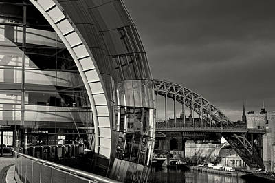 Photograph - Two Arcs Old And New by Stephen Taylor