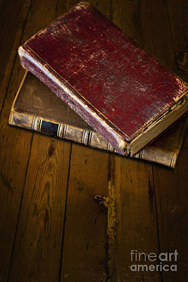 Novel Photograph - Two Books by Margie Hurwich