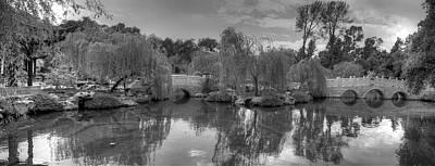 Photograph - Two Bridges 3 by Richard J Cassato