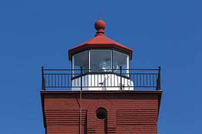 Lake Life - Two Harbors MN Lighthouse 27 by John Brueske