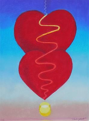 Two Hearts @ Sun Rise Original