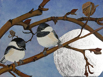 Painting - Two In The Bush by Amy Reisland-Speer