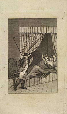Two Lovers Print by British Library