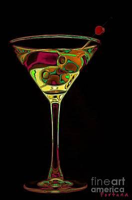 Two Olive Martini Original