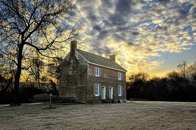 Nashville Tennessee Photograph - Two Rivers Plantation by Steven Michael