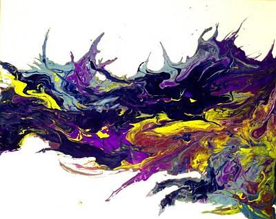 two souls II Art Print