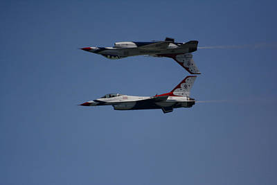 Photograph - Two Thunderbirds by Raymond Salani III