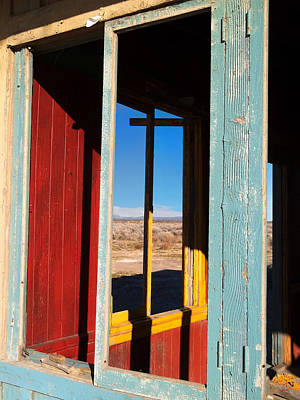 Photograph - Two Windows by Glenn McCarthy Art and Photography