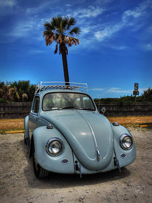 Photograph - Tybee Island Beach Bug 002 by Lance Vaughn