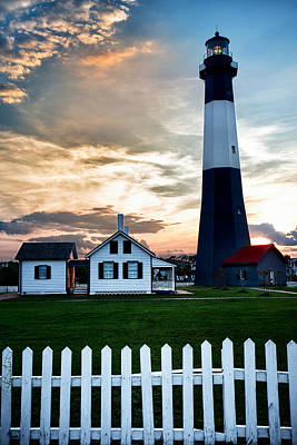 Photograph - Tybee Lighthouse by Renee Sullivan