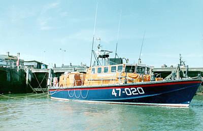 Tyne Class Lifeboat 47-020  Art Print