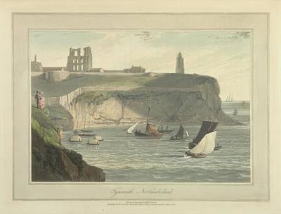 Tynemouth Art Print by British Library