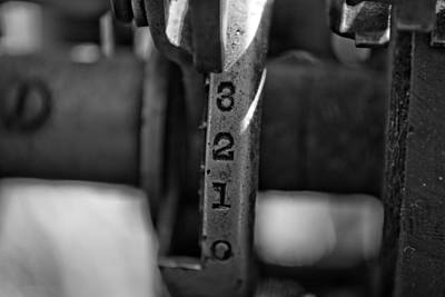 Type Photograph - Typewriterdynamic-17 by Pittsburgh Photo Company