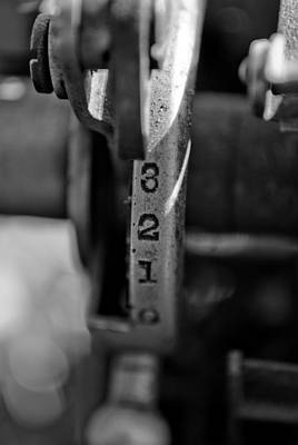 Type Photograph - Typewriterdynamic-18 by Pittsburgh Photo Company