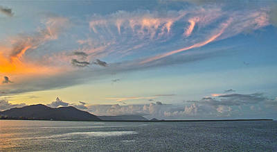 Photograph - Typical Evening In Cairns by Jocelyn Kahawai