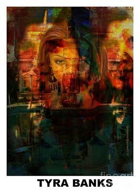 Tyra Art Print