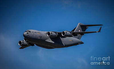 Photograph - U S Air Force by Ronald Grogan