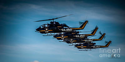 Photograph - U S Army by Ronald Grogan