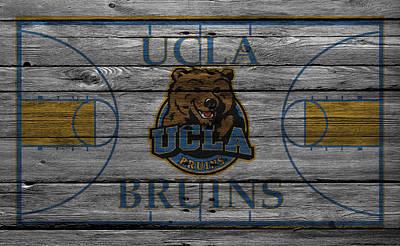 Bruins Photograph - Ucla Bruins by Joe Hamilton