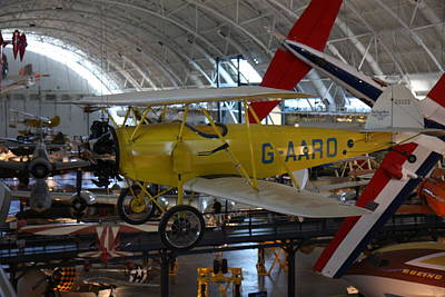 Udvar-hazy Center - Smithsonian National Air And Space Museum Annex - 1212107 Art Print