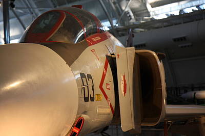 Jet Photograph - Udvar-hazy Center - Smithsonian National Air And Space Museum Annex - 121233 by DC Photographer