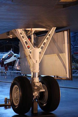 Jet Photograph - Udvar-hazy Center - Smithsonian National Air And Space Museum Annex - 121271 by DC Photographer