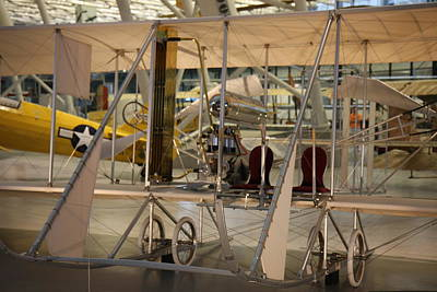 Udvar-hazy Center - Smithsonian National Air And Space Museum Annex - 121292 Art Print