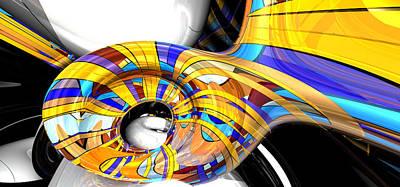 Digital Art - Ugh La La 42 by Zac AlleyWalker Lowing
