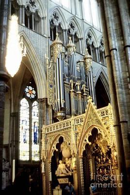Uk Westminster Alter Art Print