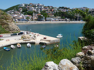Photograph - Ulcinj - Montenegro by Phil Banks