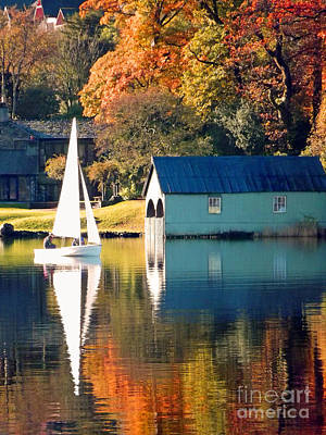 Ullswater Art Print by Linsey Williams