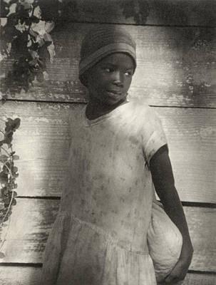 Ulmann Girl, C1930 Art Print by Granger