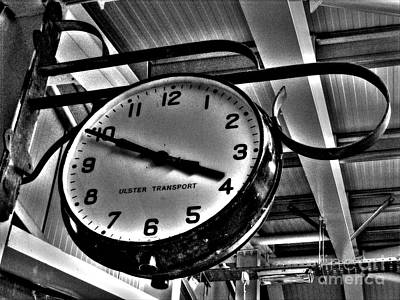 Photograph - Ulster Transport Time by Nina Ficur Feenan