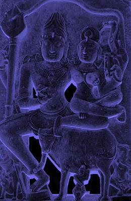 Uma Maheshvar Art Print