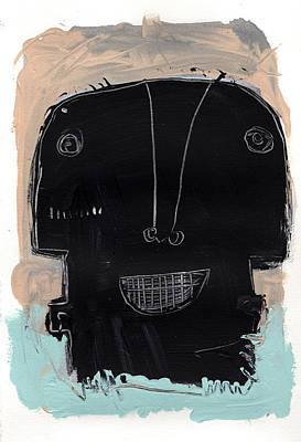 Umbra No. 5 Art Print by Mark M  Mellon