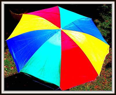 Photograph - Umbrella-2 by Anand Swaroop Manchiraju