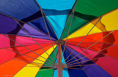 Photograph - Umbrella by Britt Runyon